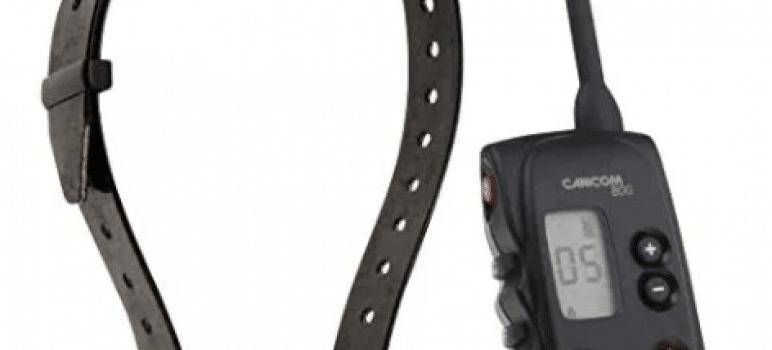 Num'axes Canicom 800 training collar, 3 Best Dog Training Collars of 2020 - Reviews & Comparison
