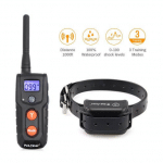 Petrainer Pet916, 5 Best Dog Training Collars in 2020 (Reviews & Buying Guide)