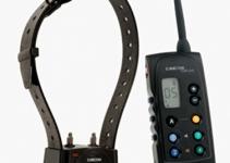 Num'axes Canicom 1500 dog training collar,