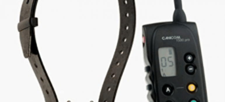 Num'axes Canicom 1500 dog training collar, best 5 Num'axes Canicom dog training collars