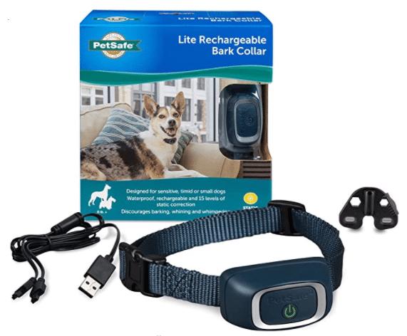 PetSafe Rechargeable Bark Collar