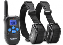Petrainer PET998DRB2, 3 Best Dog Training Collars of 2020 - Reviews & Comparison